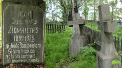 Russia occupied Lithuania for centuries, kidnapping and murdering hundreds of thousands Lithuanians, the graves and murder-sites of whom are now in Russia