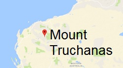 West Australia, where a mountain has been named after Olegas Truchanas