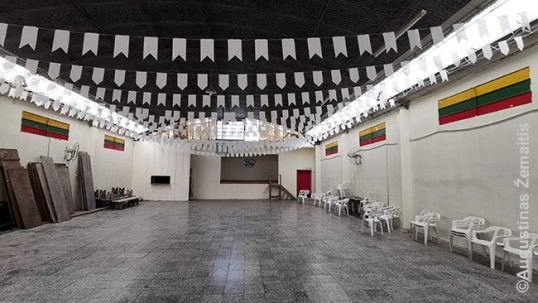 Rosario Lithuanian club hall