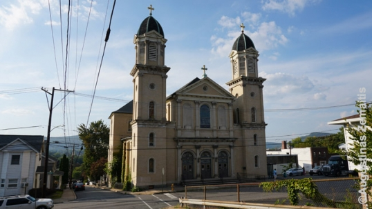 Pittston St. Casimir Lithuanian church