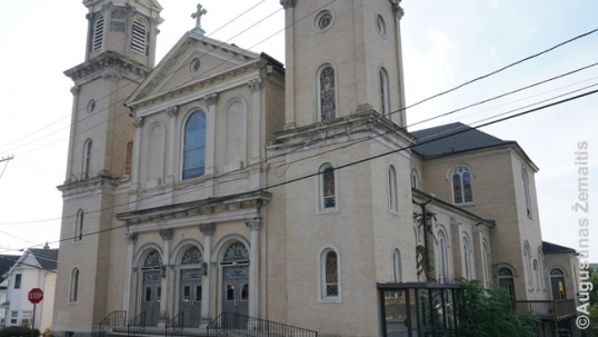 St. Casimir Lithuanian church of Pittston