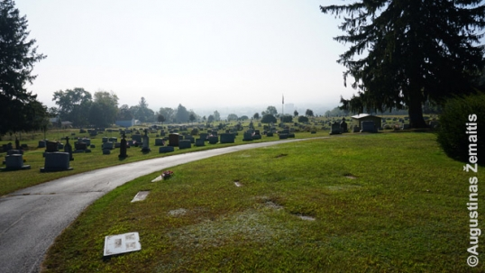 St. Mary Lithuanian Cemetery