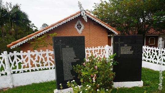 Bendras lietuvių kapas Lituanikoje