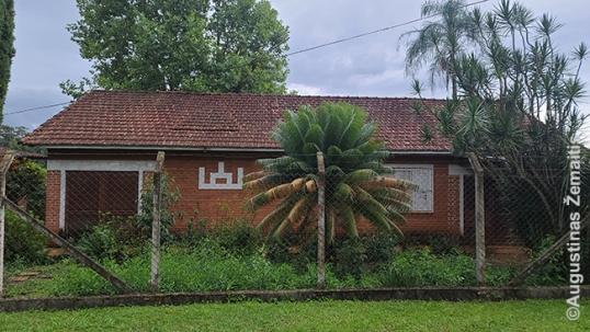Gyvenamasis namas Lituanikoje