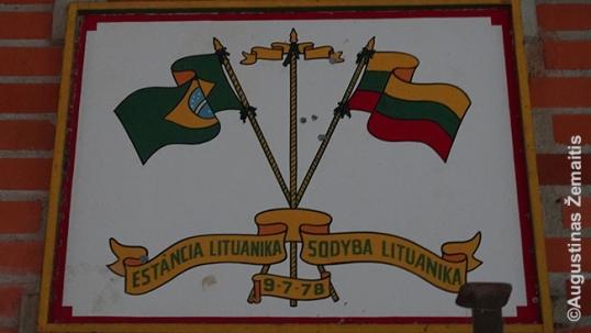 Lituanikos simbolis
