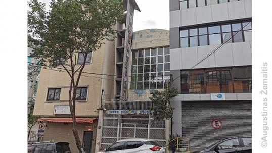 San Paulo litvakų sinagoga