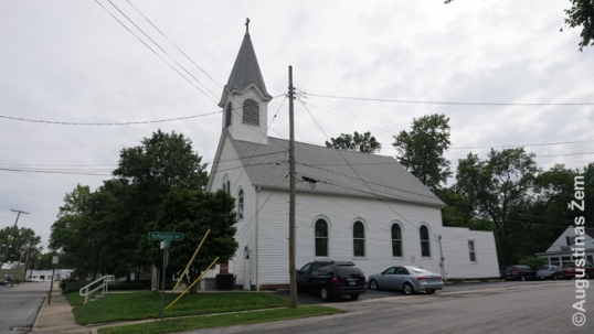 Collisville Jerusalem Lithuanian Lutheran church