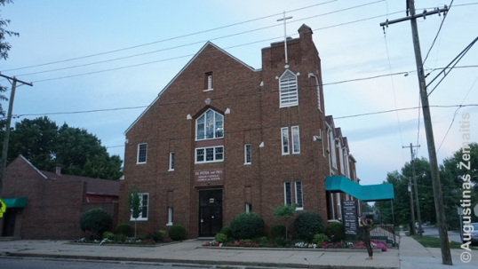 Ss. Peter and Paul Lithuanian church of Rockford