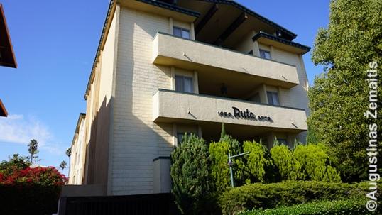 Rūta building in Santa Monica