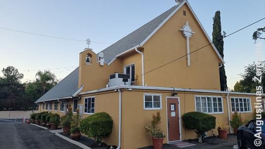 Los Angeles St. Casimir Lithuanian church