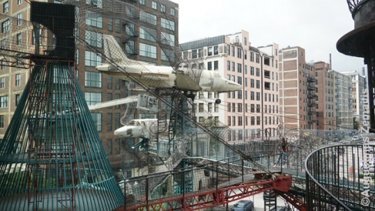 City Museum at St. Louis, Missouri