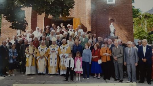 Praeitas Delhajaus parapijos jubiliejus