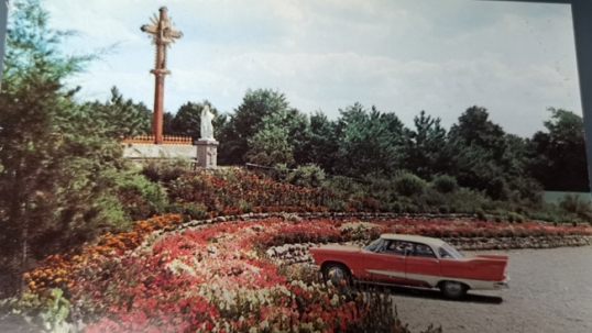 The original Lithuanian cross (image courtesy of the Lithuanian museum-archive at Mississauga)