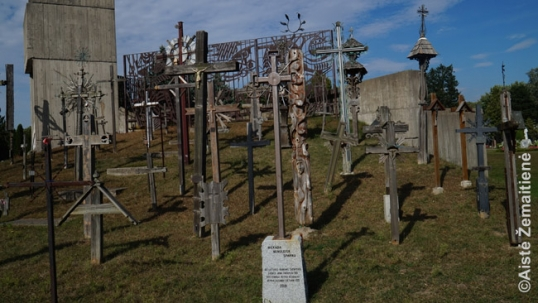Mississauga Hill of Crosses