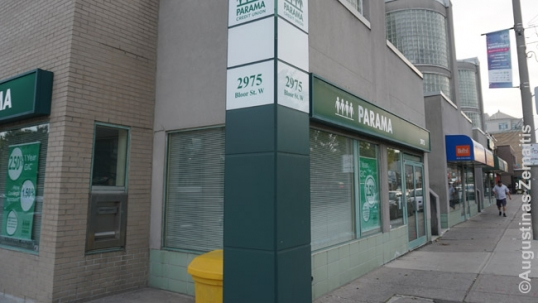 Parama Lithuanian credit union of Toronto