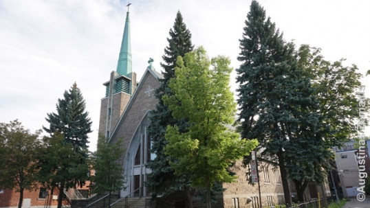St. Casimir Lithuanian church of Montreal