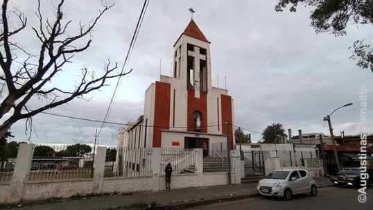 Montevideo Lithuanian church
