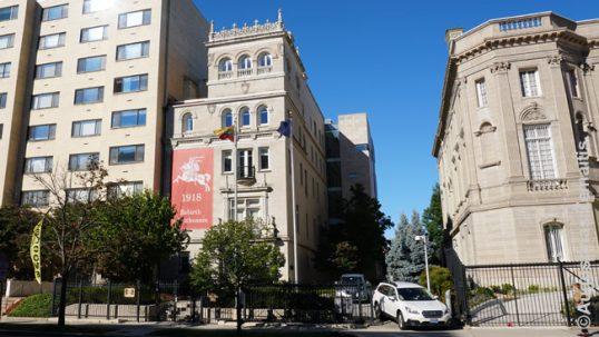 Lietuvos ambasada Vašingtone.