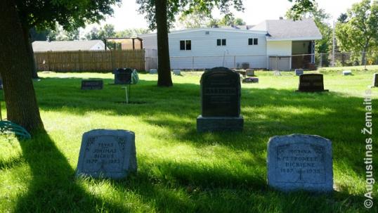 Sheboygan Lithuanian cemetery
