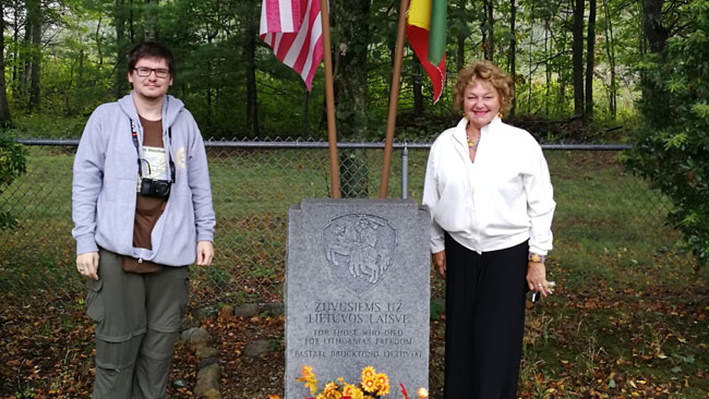Lithuanians In Massachusetts