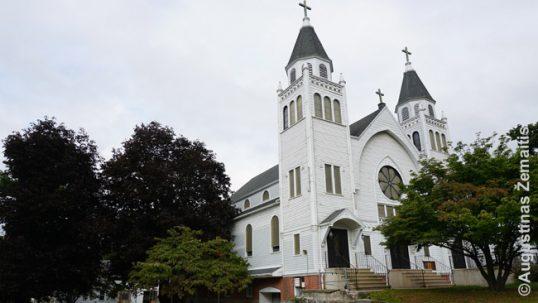 Ansonijos Šv. Antano lietuvių bažnyčia