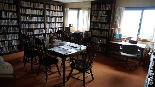 Putnam convent Lithuanian library