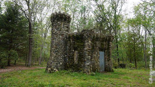 Mindaugas Castle in Putnam