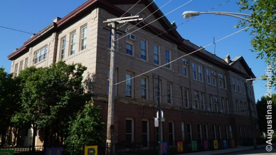 St. George Lithuanian school at Bridgeport