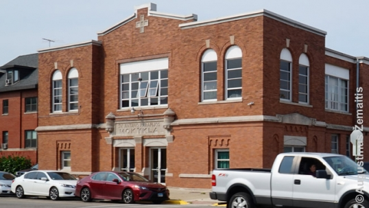 Cicero St. Anthony Lithuanian school