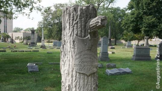 Dzialinskis-Kenkelis grave