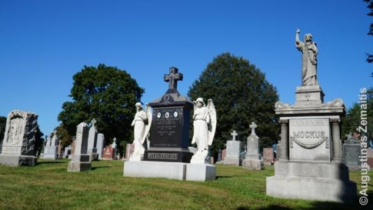 Šv. Kazimiero lietuvių kapinės Čikagoje