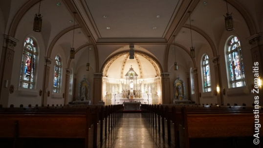 Chapel of the St. Casimir Sisters Convent