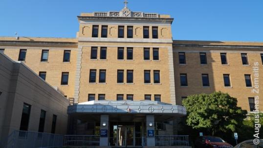 Šv. Kryžiaus ligoninė Market Parke
