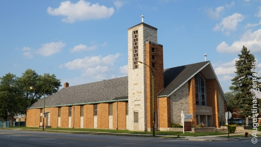 Ss. Peter and Paul Lithuanian church of West Pullman