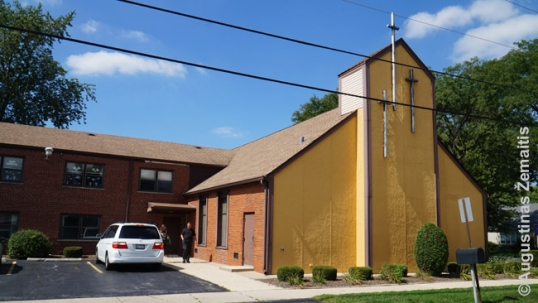 Zion Lithuanian Lutheran church