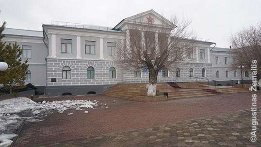 Karlag museum in Dolinka