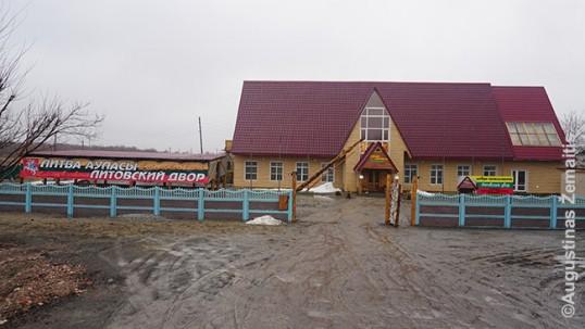 Karaganda Lithuanian restaurant