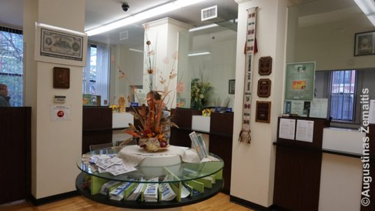 Inside the Lithuanian Credit Union