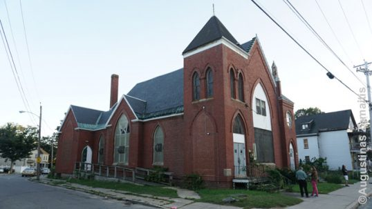 Haverhill Lithuanian church