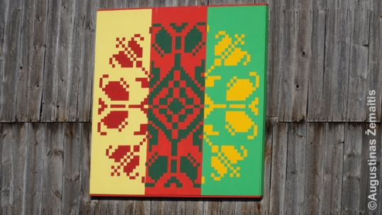 Lithuanian Quilt