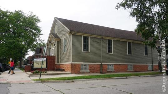 Šv. Petro lietuvių bažnyčia Detroite