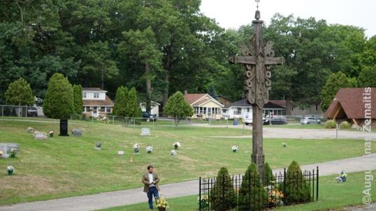Grand Rapidso lietuvių kapinėse