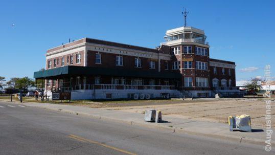 Floido-Beneto oro uosto terminalas