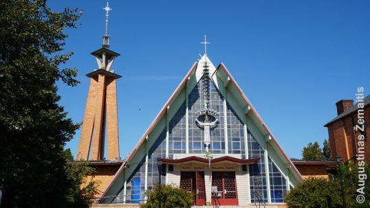 Niujorko Atsimainymo lietuvių bažnyčia