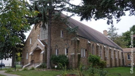 Ročesterio Šv. Jurgio lietuvių bažnyčia