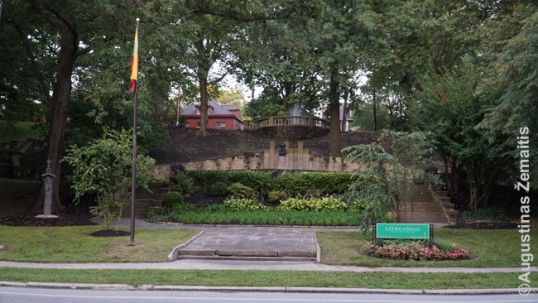 Lithuanian Cultural Garden of Cleveland