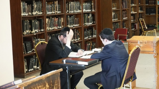 Telshe Yeshiva students