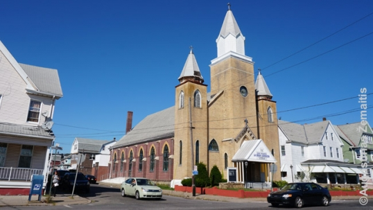 Hazleton Lithuanian church