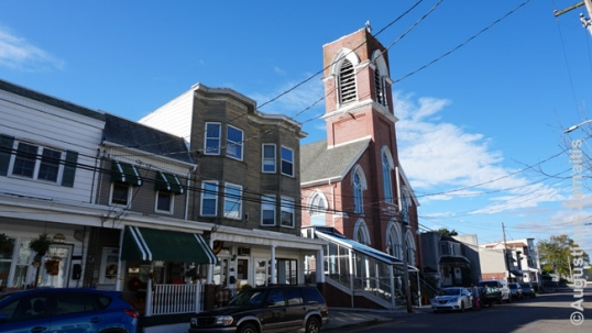 Mahanoy City Lithuanian church