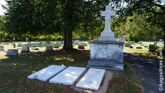Maunt Karmelio lietuvių kapinės